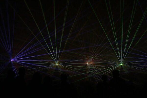 Lasershow Ancora
