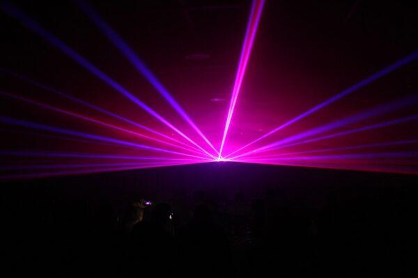 Hald und Grunemann Lasershow