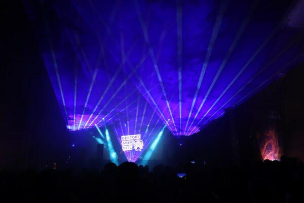 Lasersysteme Festival / Live