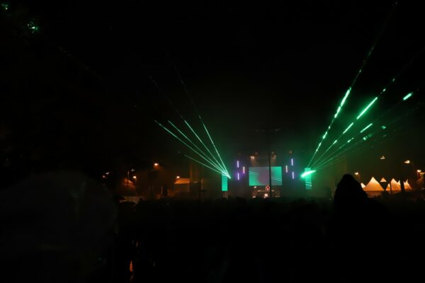 Lasershow Operating