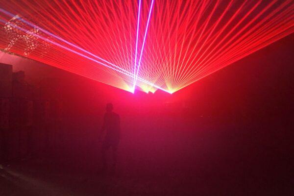 Lasershow Live