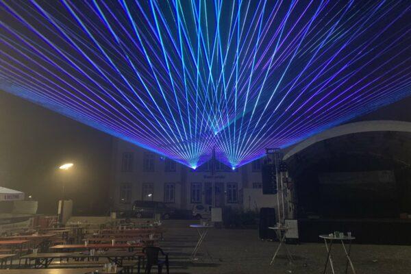 Laser Stadtfest