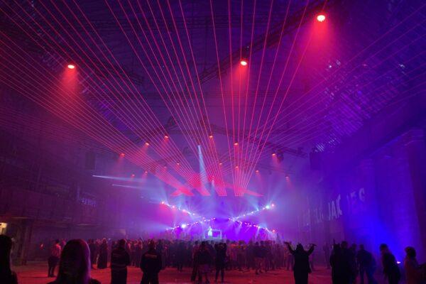 Laser Beambar Gala