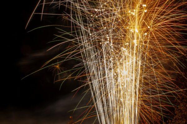 Feuerwerk LAGA