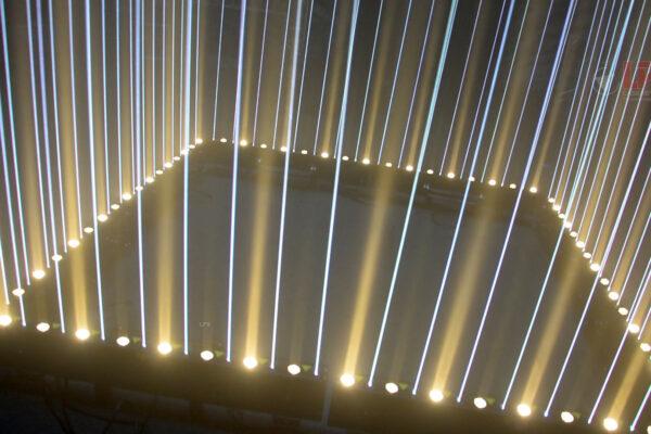 Laser Beambars