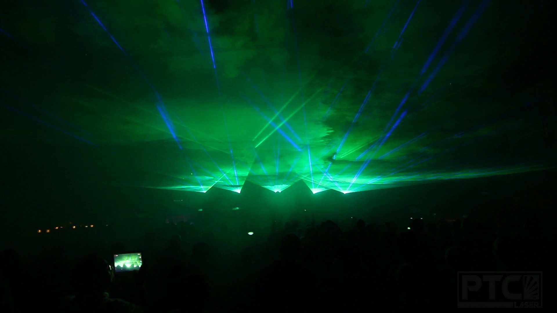 Lasershow Sommer Motion Days