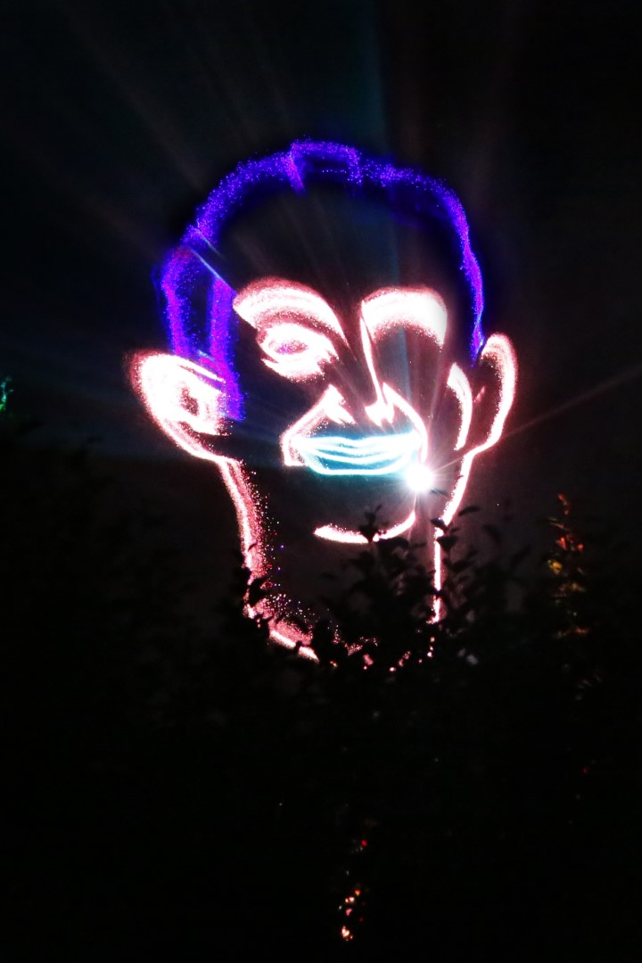 Laser Projektion