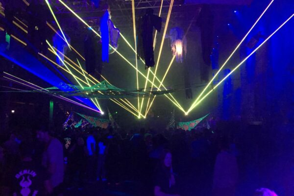 Live Lasershow