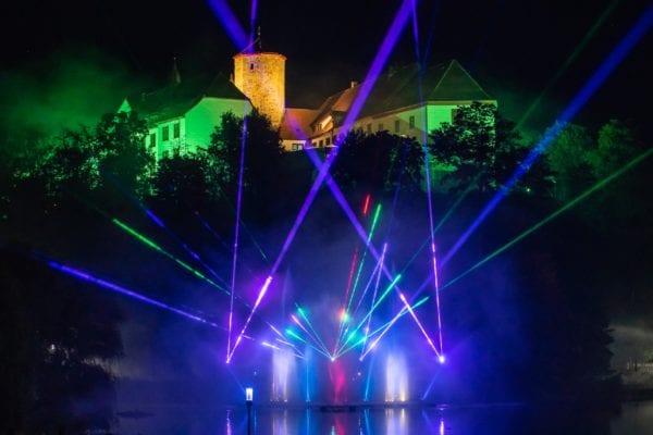 Lasershows LAGA 2018