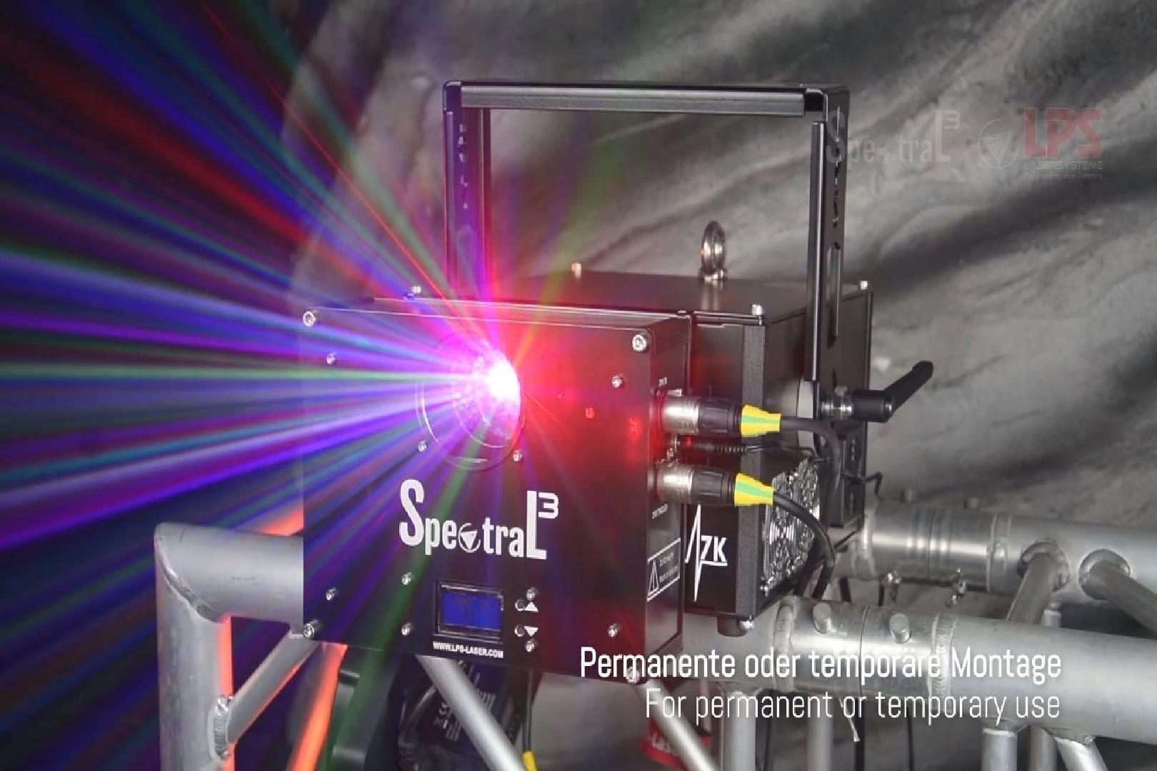 LPS Spektral Aufsatz für LPS Spike Laser