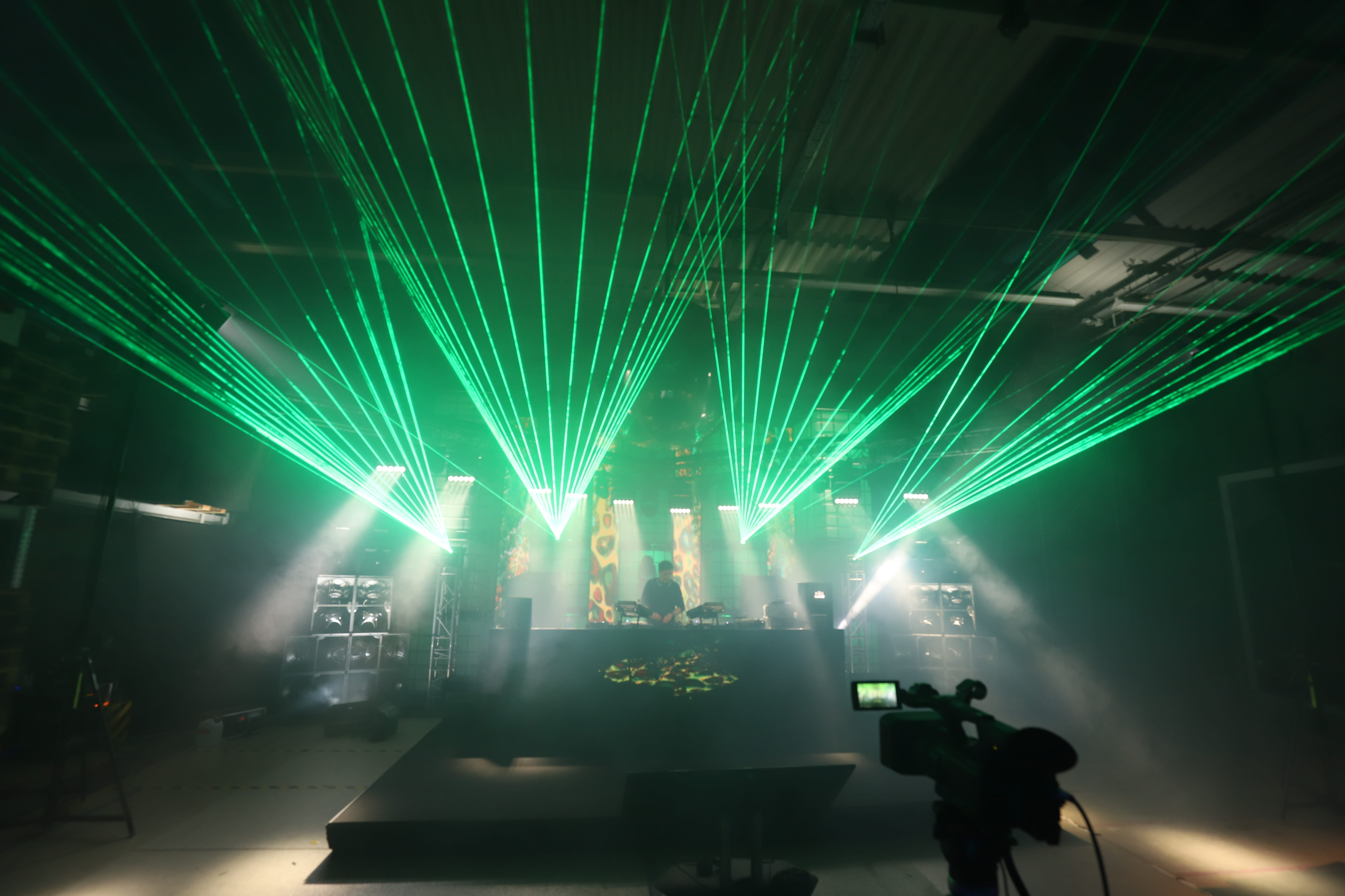 Lasershow by BMusik