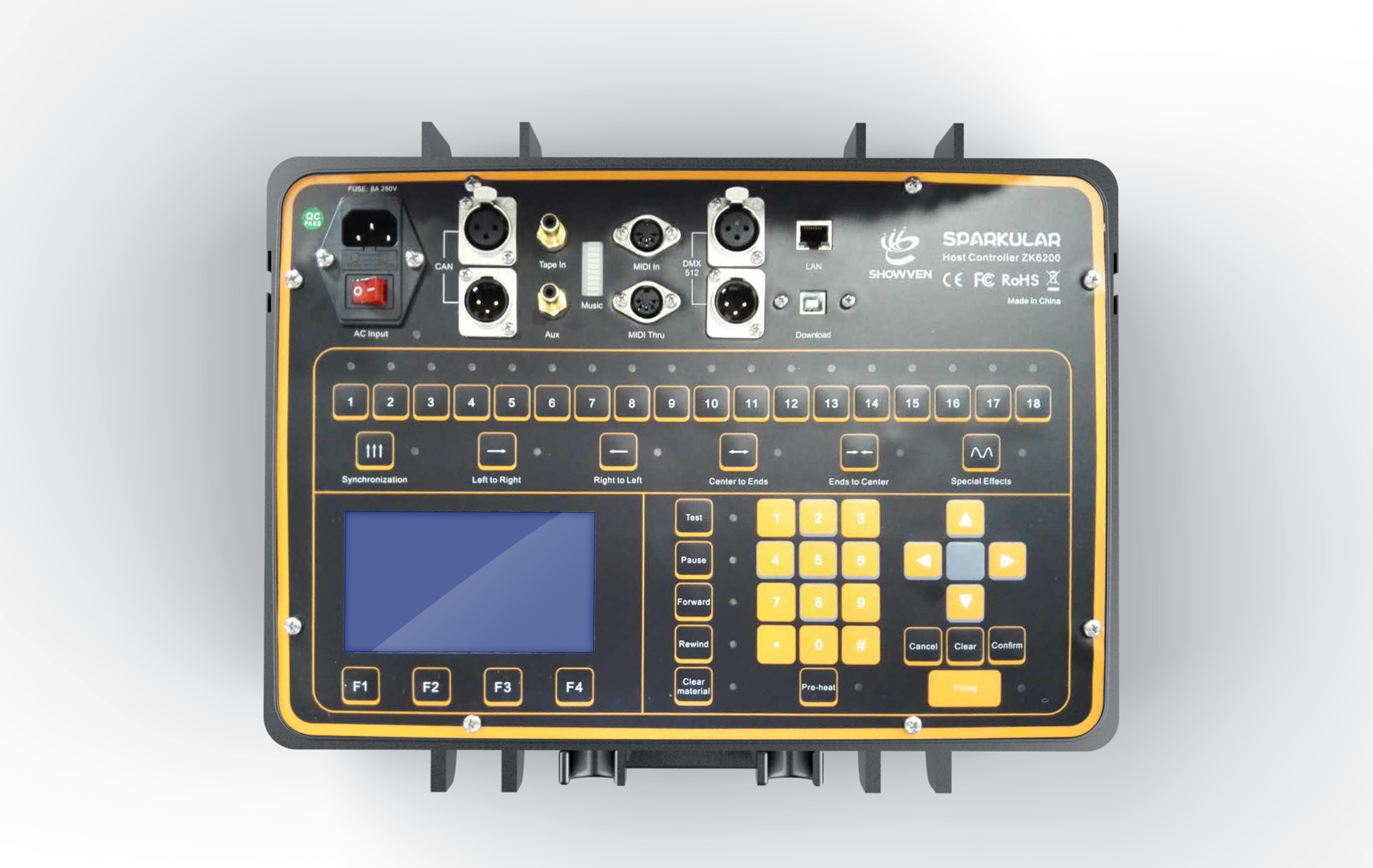 Controller ZK 6000